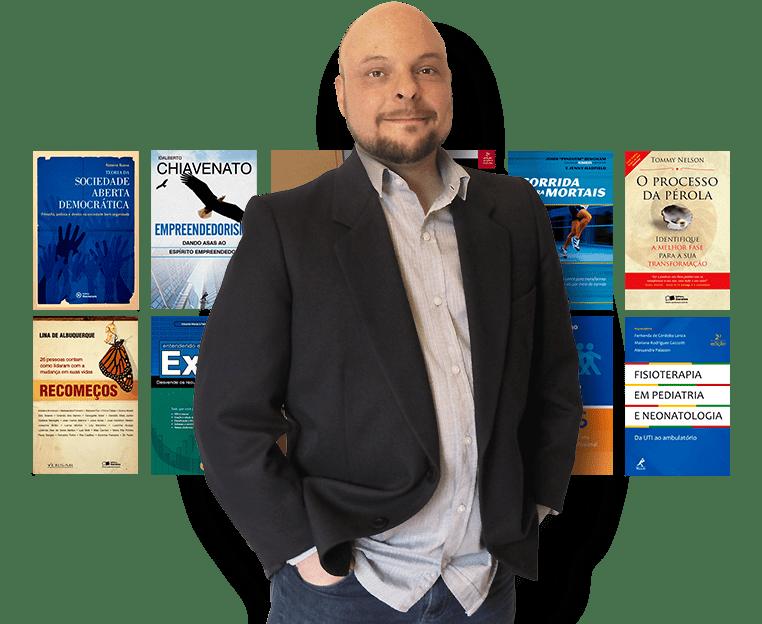 Rubens Lima Book Cover Designer